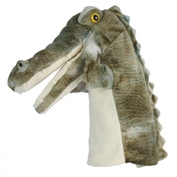 Crocodile CarPet Glove Puppet
