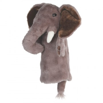 Elephant CarPet Glove Puppet