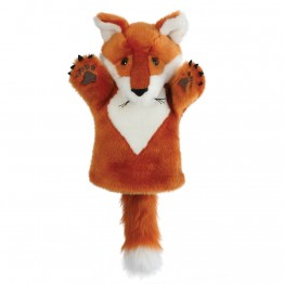 Fox CarPet Glove Puppet