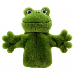 Frog CarPet Glove Puppet