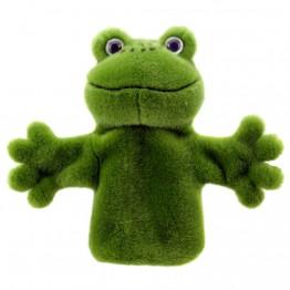 Frog CarPet Glove Puppet