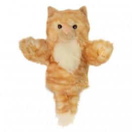 Ginger Cat CarPet Glove Puppet