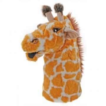 Giraffe CarPet Glove Puppet