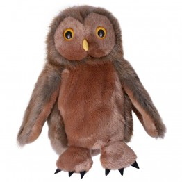 Owl CarPet Glove Puppet