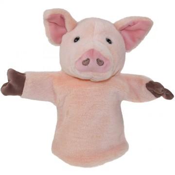 Pig CarPet Glove Puppet
