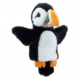 Puffin CarPet Glove Puppet