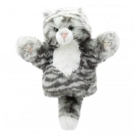 Tabby Cat CarPet Glove Puppet