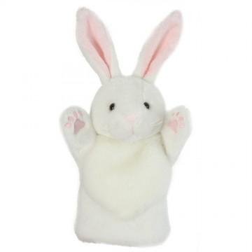 White Rabbit CarPet Glove Puppet