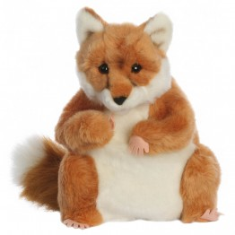 European Fox Glove Puppet