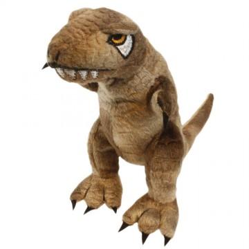 Dinosaur Finger Puppet: Velociraptor