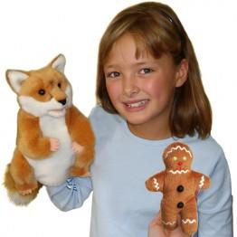 Gingerbread Man & Fox Set