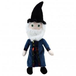 Wizard Finger Puppet