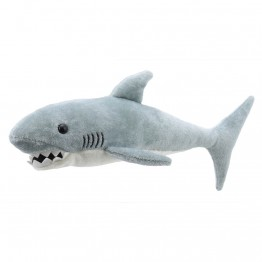 Large Finger Puppet Shark