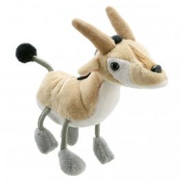 Antelope Finger Puppet