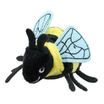 Bumble Bee Finger Puppet