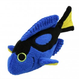 Blue Tang Fish Finger Puppet