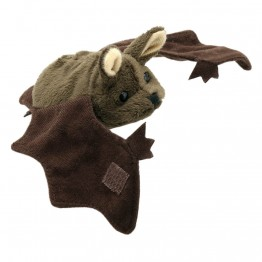Bat (Brown) Finger Puppet