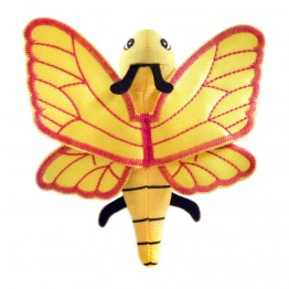 Butterfly (Yellow) Finger Puppet