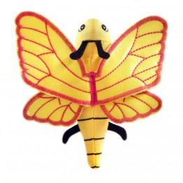 Butterfly (Yellow) Finger Puppet
