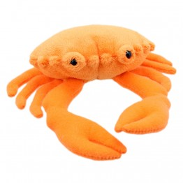 Crab Finger Puppet