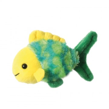 Fish (Colourful) Finger Puppet