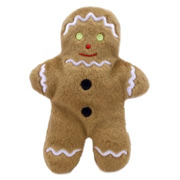 Gingerbread Man Finger Puppet