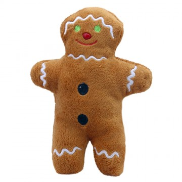 Gingerbread Man Walking Finger Puppet