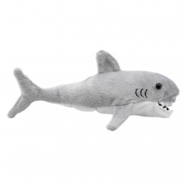 Great White Shark Finger Puppet