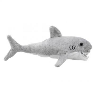 Great White Shark Finger Puppet