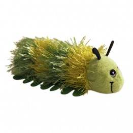 Caterpillar (Green) Finger Puppet