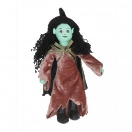 Witch (Green) Finger Puppet