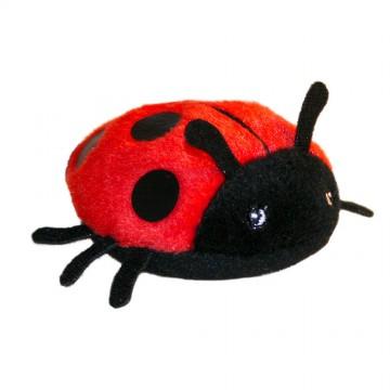 Ladybird Finger Puppet