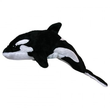 Orca Whale Finger Puppet