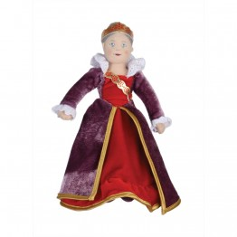 Queen Finger Puppet