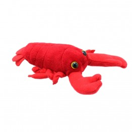 Red Lobster Finger Puppet