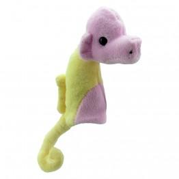 Seahorse Finger Puppet