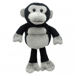 Silverback Gorilla Finger Puppet