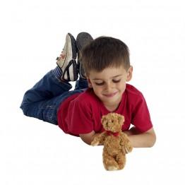 Teddy Bear Walking Finger Puppet