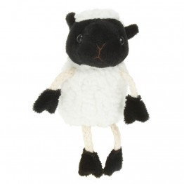 White Sheep Finger Puppet