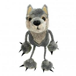 Wolf Finger Puppet