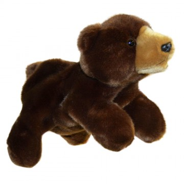 Full-Bodied Animal Puppet: Bear