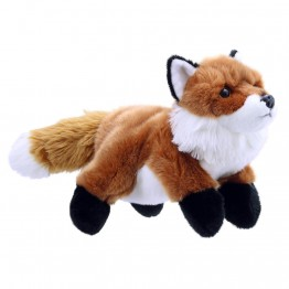 Full-Bodied Animal Puppet: Fox
