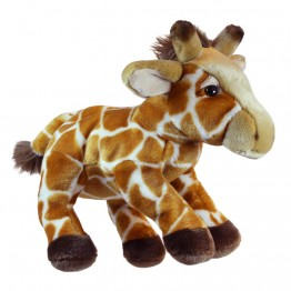 Full-Bodied Animal Puppet: Giraffe Hand Puppet