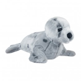 Full-Bodied Animal Puppet: Grey Seal
