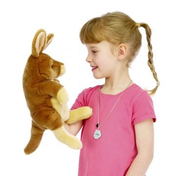 Full-Bodied Animal Puppet: Kangaroo