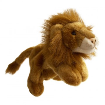 Full-Bodied Animal Puppet: Lion