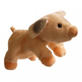 Full-Bodied Animal Puppet: Pig