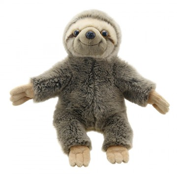 Full-Bodied Animal Puppet: Sloth