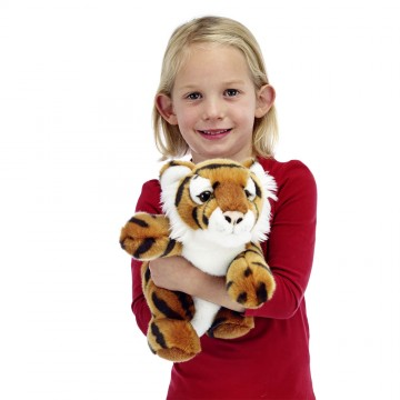 Full-Bodied Animal Puppet: Tiger