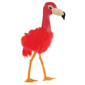 Giant Bird Flamingo Hand Puppet
